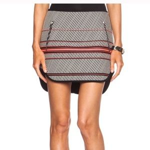 Rag and bone mini skirt size 0
